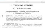 Se convocan ayudas a la actividad ganadera en la Comunidad de Madrid