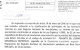 REGISTRO DE ASOCIACIONES DEPORTIVAS SIN ÁNIMO DE LUCRO